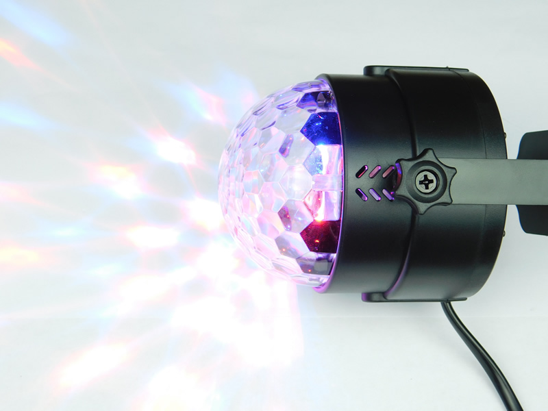Teardown Tuesday: Sound-Activated LED Party Lighting - News