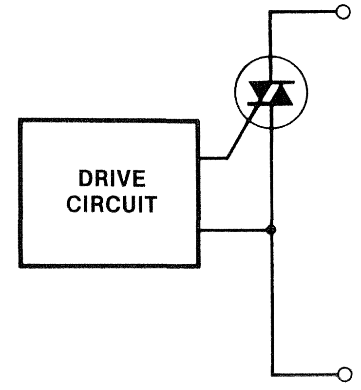 the basics of ssrs (solid state relays) the switching device solid-state relay a triac as the output device of an ssr image courtesy of solid state relay handbook with applications by anthony bishop