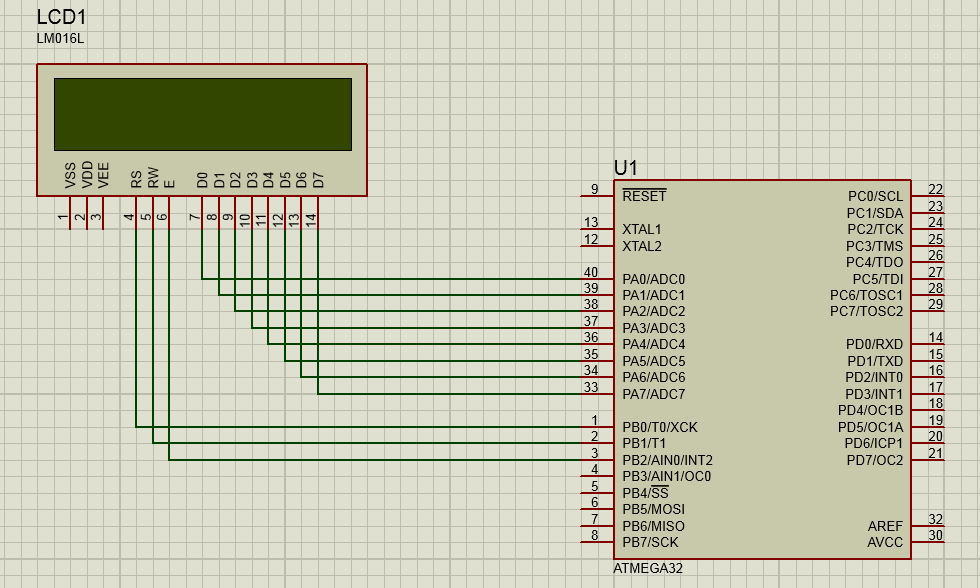 How to Interface a 16×2 LCD Module with an MCU