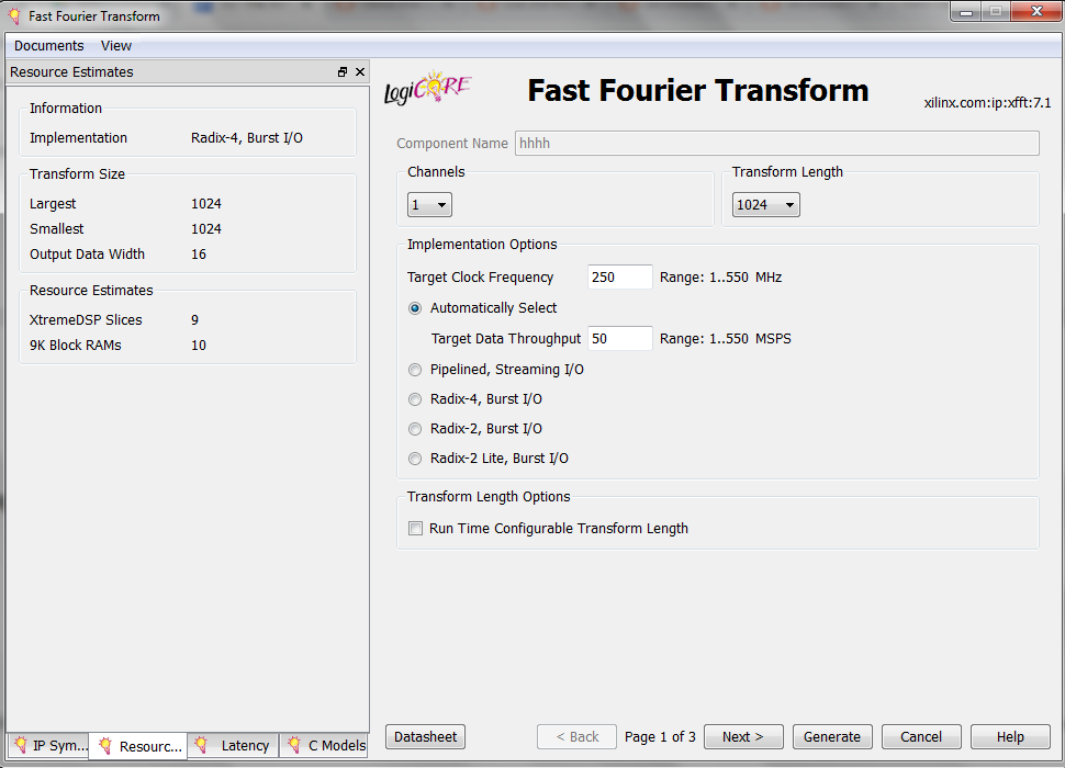 Intro Software Walkthrough: Fast Fourier Transforms and the