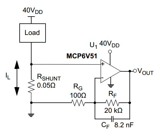 A New 45V Zero-Drift Op-Amp from Microchip, the MCP6V51 - News