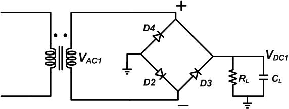 how to troubleshoot a diode bridge rectifierBelieve You Have Come Across Such Circuit Bridge Rectifier Circuit #16