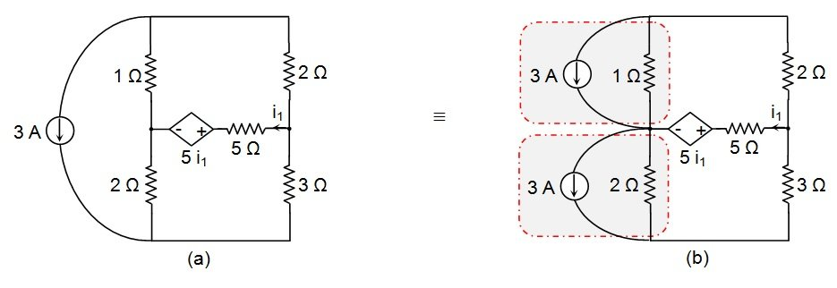 analyzing circuits via source transformation