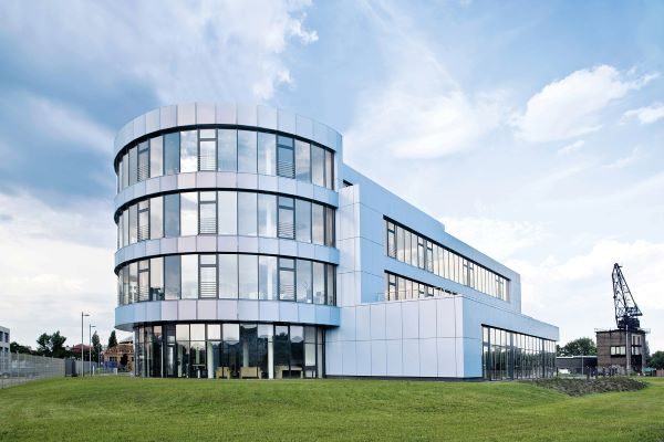 First Sensor AG headquarters in Germany.