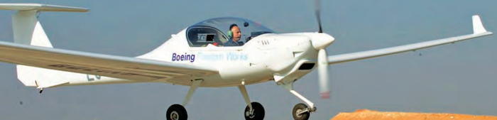 Fuel Cell Demonstrator Airplane