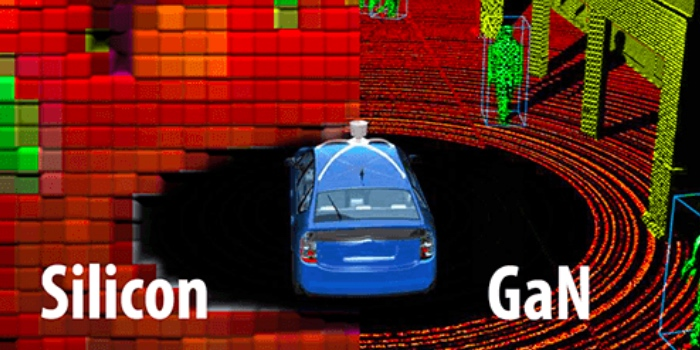 GaN-based technology allows laser signals in LiDAR