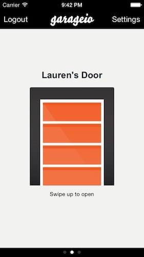 Teardown tuesday iot garage door opener news for App to open garage door