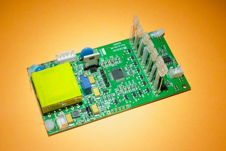 Gas Leak Detector PCB