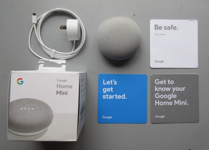 Teardown tuesday google home mini news for Google home mini