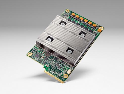 Google's TPU board