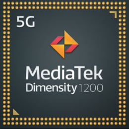 Graphic for the Dimensity 1200