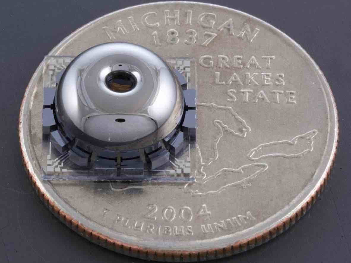 Gyroscope resonator