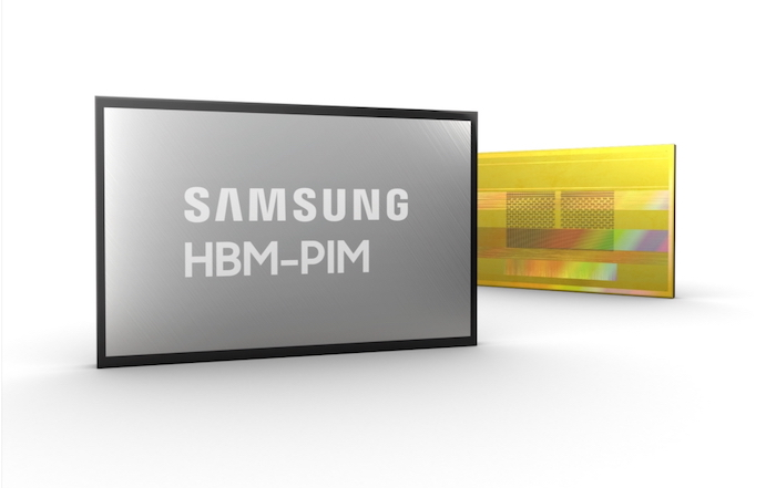 Processing-in-memory architecture goes beyond HBM to include DRAM modules and mobile memory.