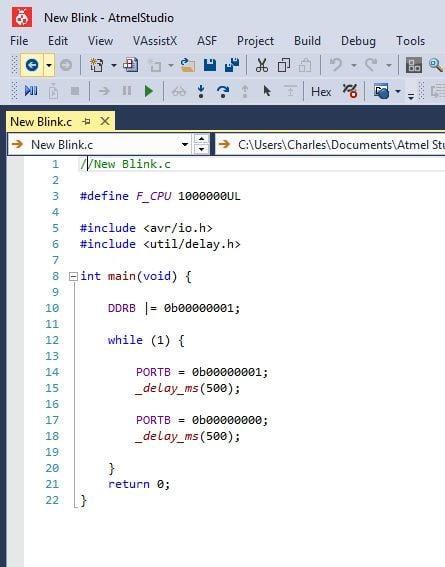 Breadboarding and Programming the ATmega328P & ATtiny45 in