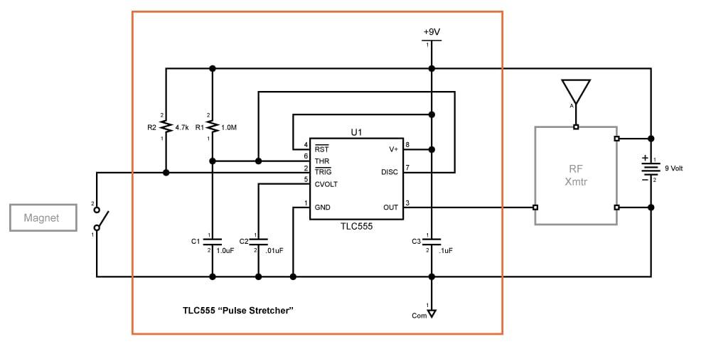 Admirable Build A Wireless Tipping Bucket Rain Gauge Part 2Adding The Wiring 101 Ferenstreekradiomeanderfmnl