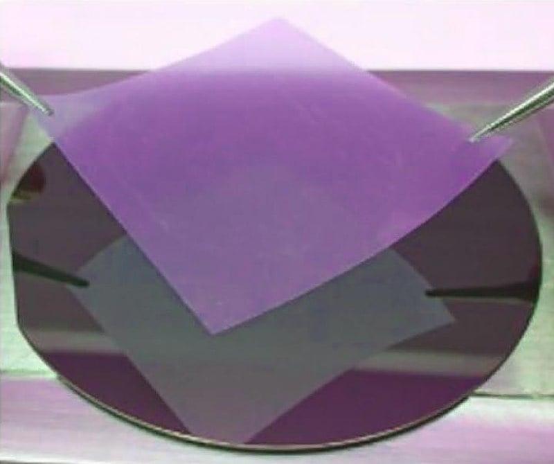Hexagonal boron nitride.