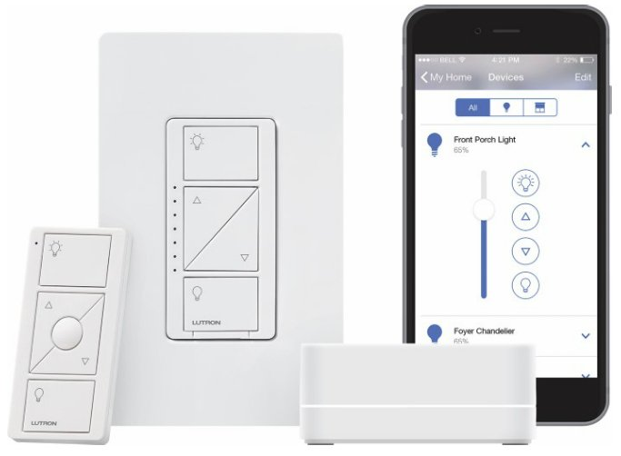 Teardown Tuesday Lutron Caseta Wireless Home Automation