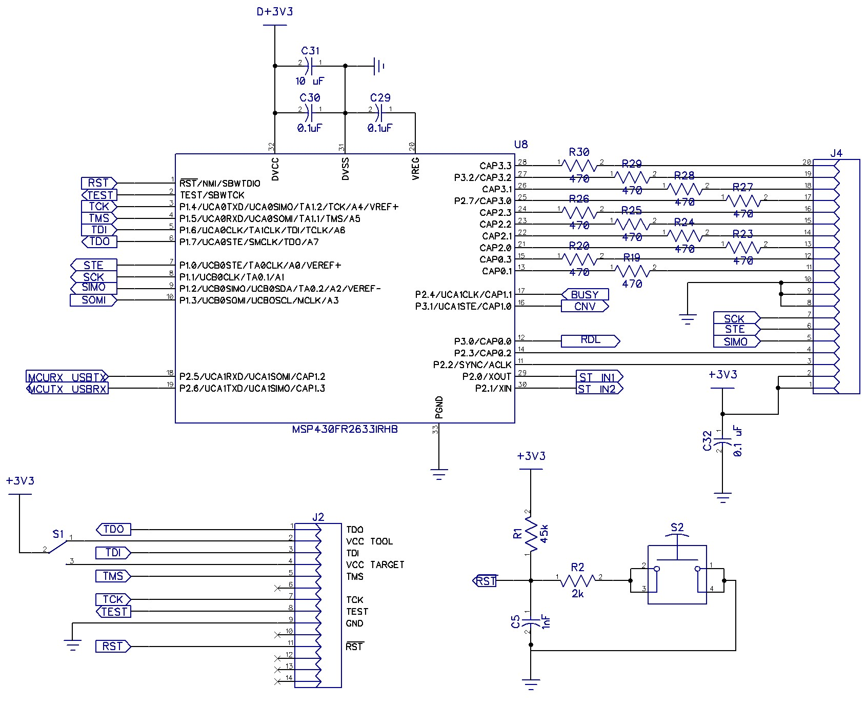 How to Design a Schematic: Creating a Roadmap for a Custom PCB ... Wall Wart Schematic on