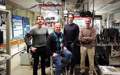 IBM's research team in Zurich