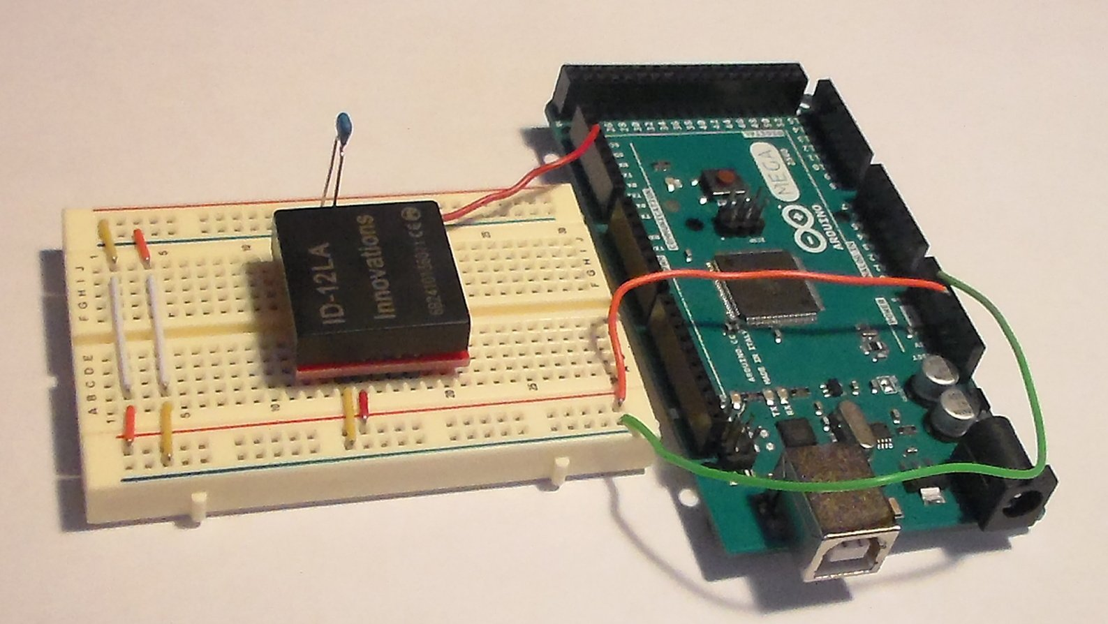 Build Your Own RFID Technology Using an Arduino MEGA