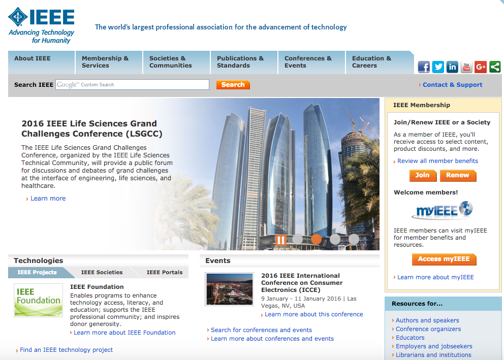 Websites Every Electrical Engineer Should Be Visiting - News