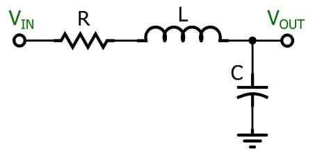 lc low pass filter pdf