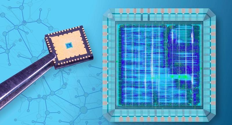 Imec's spiking neural network-based chip