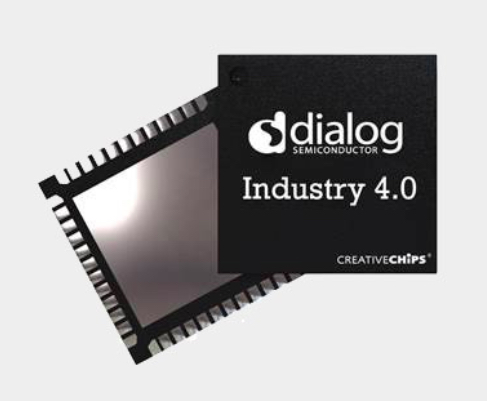 Dialog Semiconductor ASIC chips
