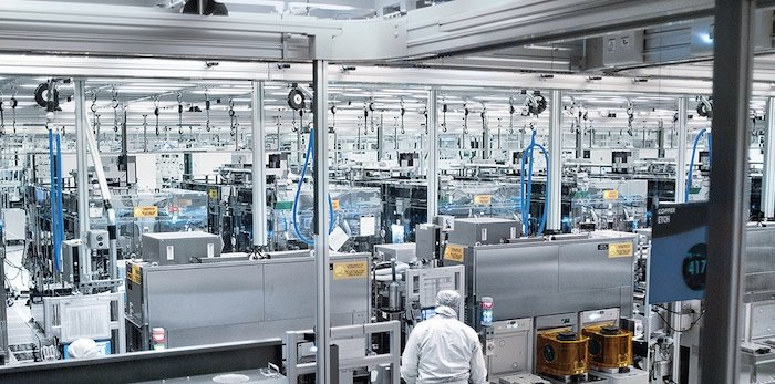 Inside an Intel foundry