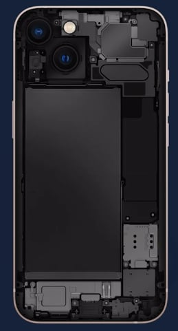 Inside the iPhone13 (2021)