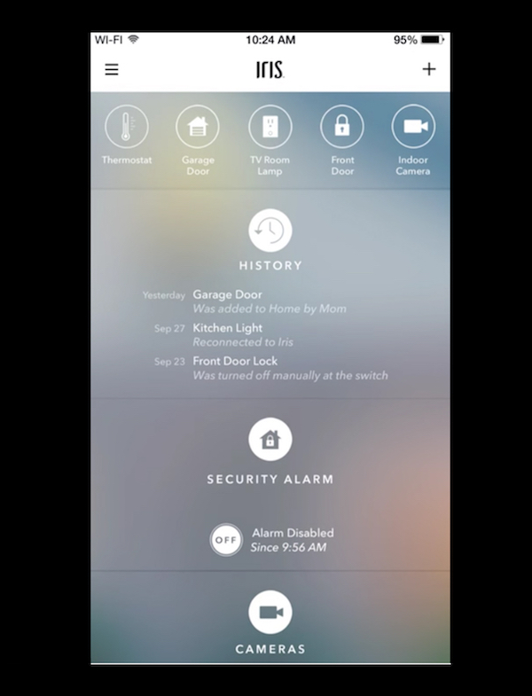 Smart Homes Via Smart Phones: Toggl it, Nest, and Iris by