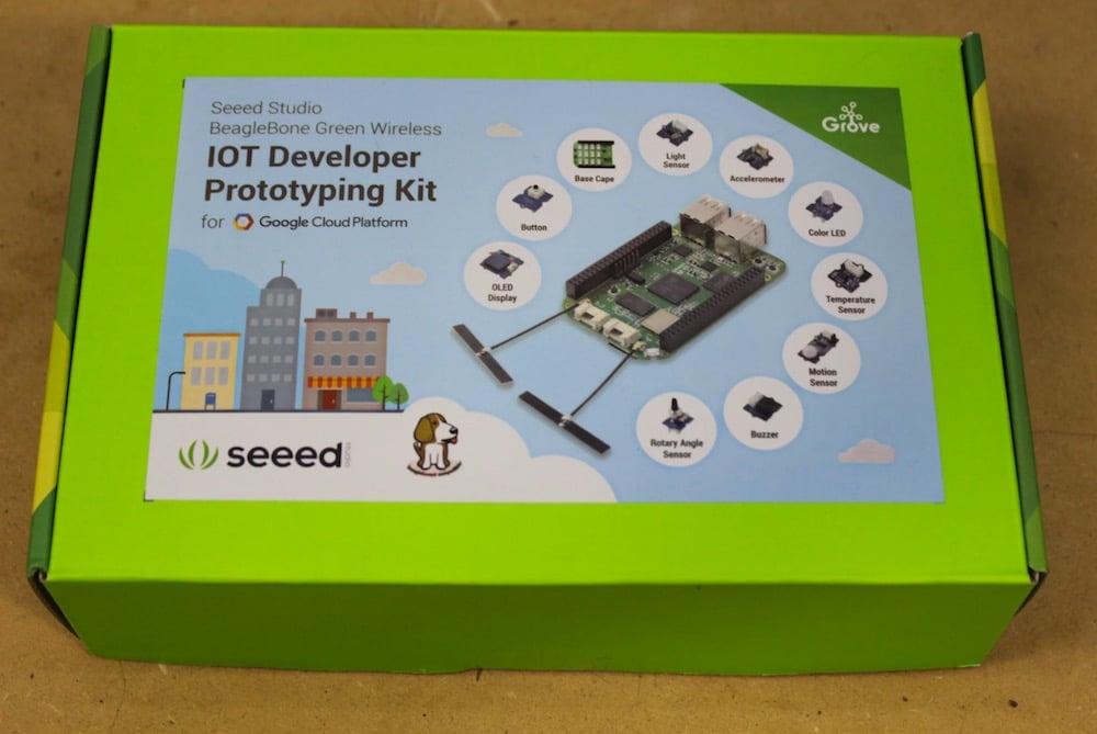 The IoT Beaglebone Beagle Treat-Feeder