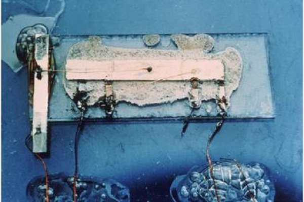 jack kilby and the world\u0027s first integrated circuit newsit doesn\u0027t look like much, but this 7 16 by 1 16 inch slab of germanium would change the world forever courtesy of texas instruments