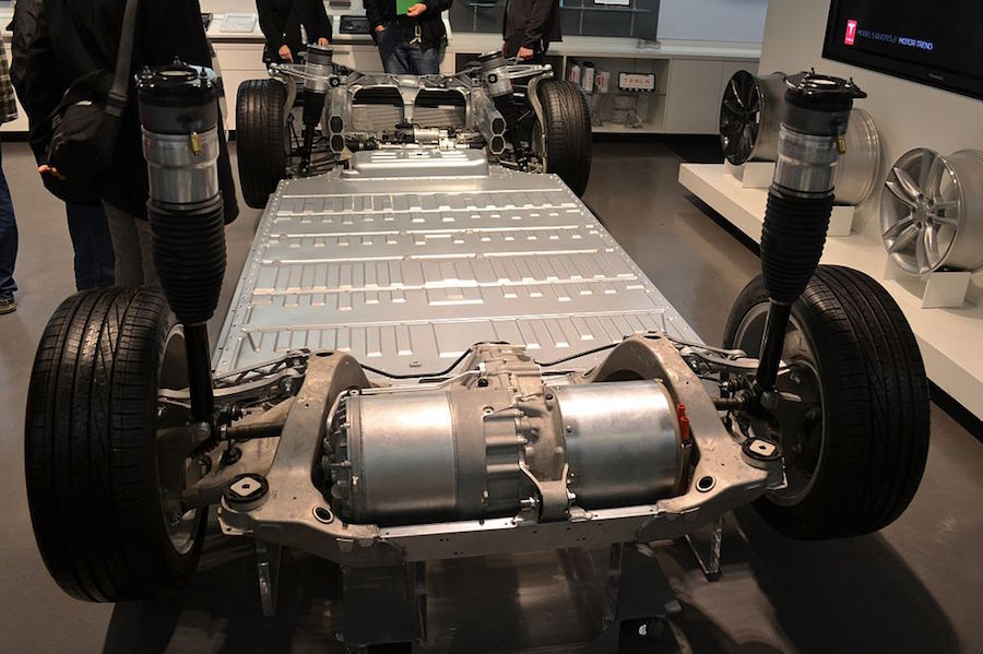 New Electric Vehicle Battery Sensor Design Could Reduce EV Costs - News