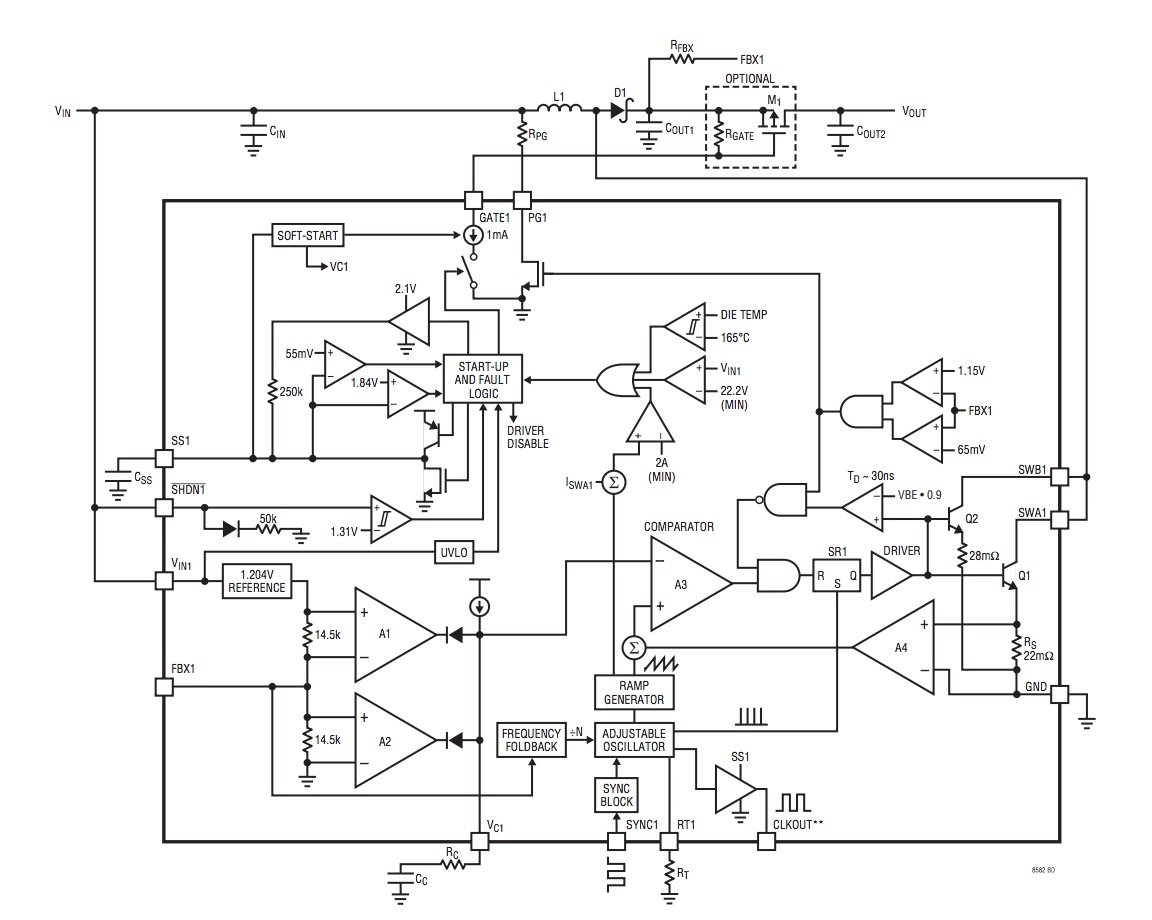 A Dual Channel Dc  Dc Converter For Power Supply Designs From Linear Technology