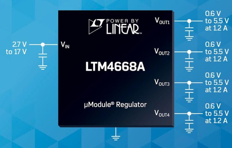 LTM4668A