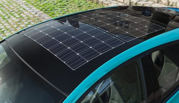 Limited roof area, which is the primary location for solar cells, can restrict solar range