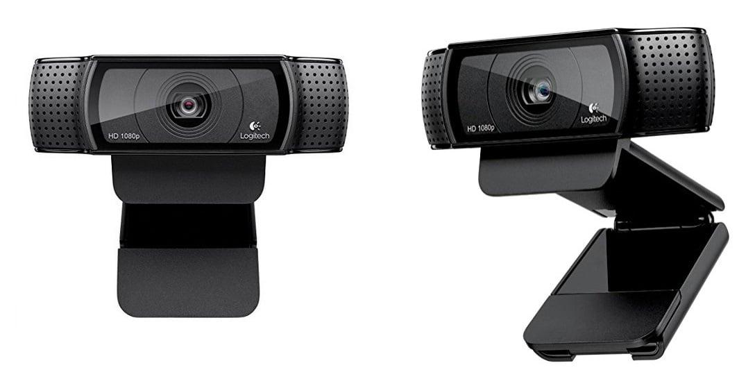 749111bc2d2 Logitech's HD Pro Webcam C920. Images courtesy of Amazon.