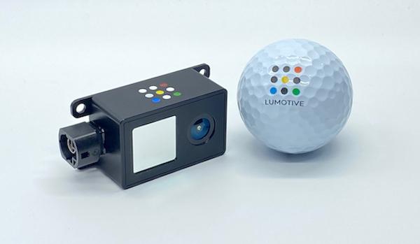 Lumotive's M30 LiDAR sensor.