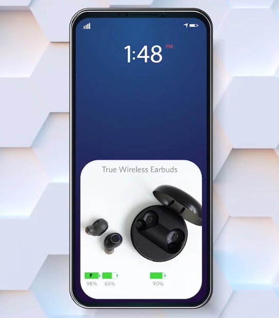 MAX20340 in wireless earbuds