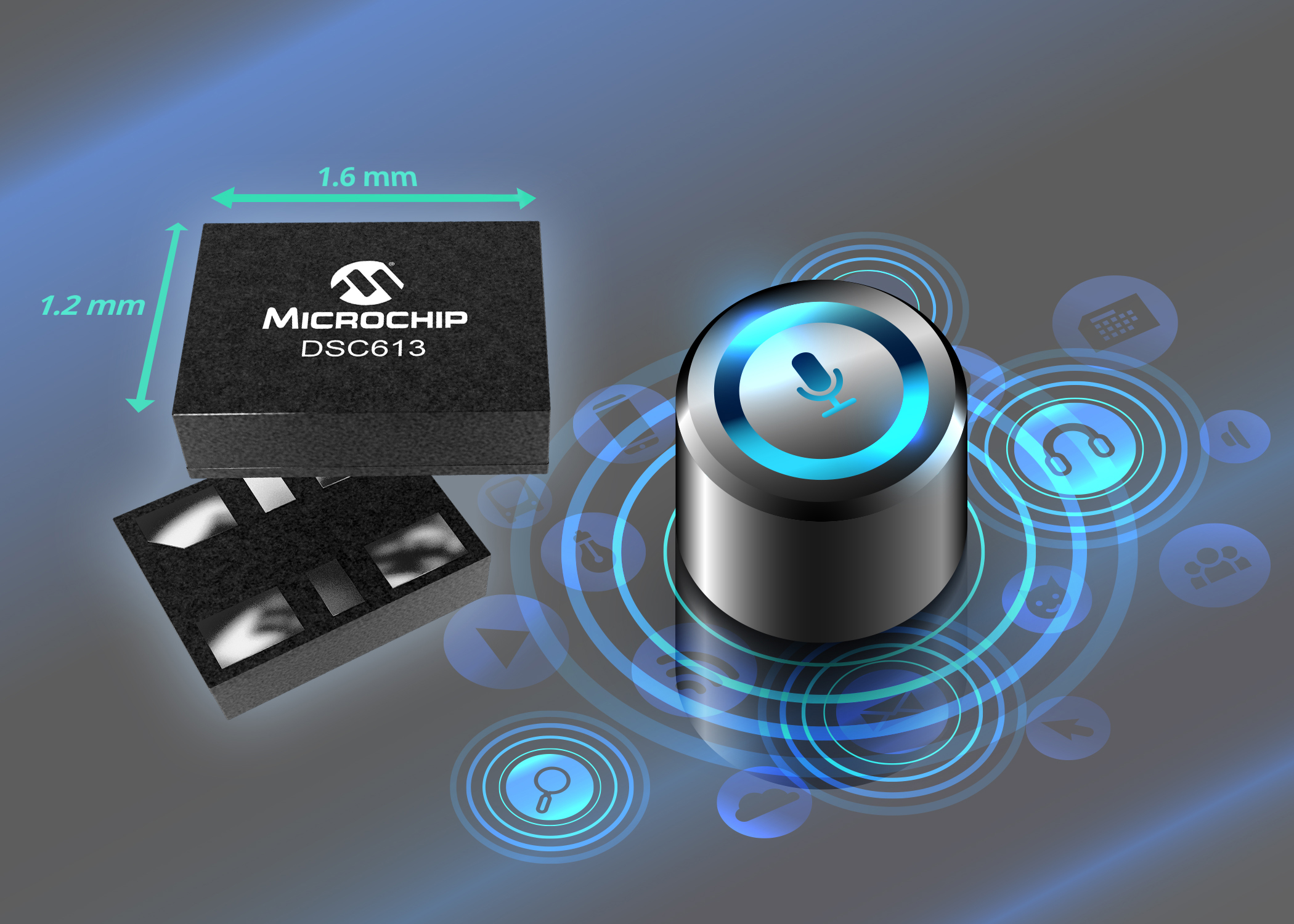 Microchip Technology Introduces Tiny Low Power Mems Clock Generator Circuit Using Crystal Oscillator Electronic Circuits Wearable Devices And Internet Of Things Iot Are Two The Most Important Areas Development In Electronics Today Criteria They Share