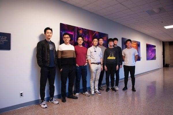 MIT researchers, Kuan Quao, Jeehwan Kim, Hyun S. Kum, Wei Kong, Sang-Hoon Bae, Jaewoo Shim, Sangho Lee, Chanyeol Choi.
