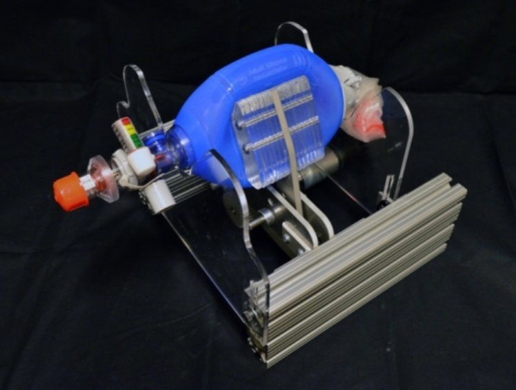 An open-source ventilator from MIT