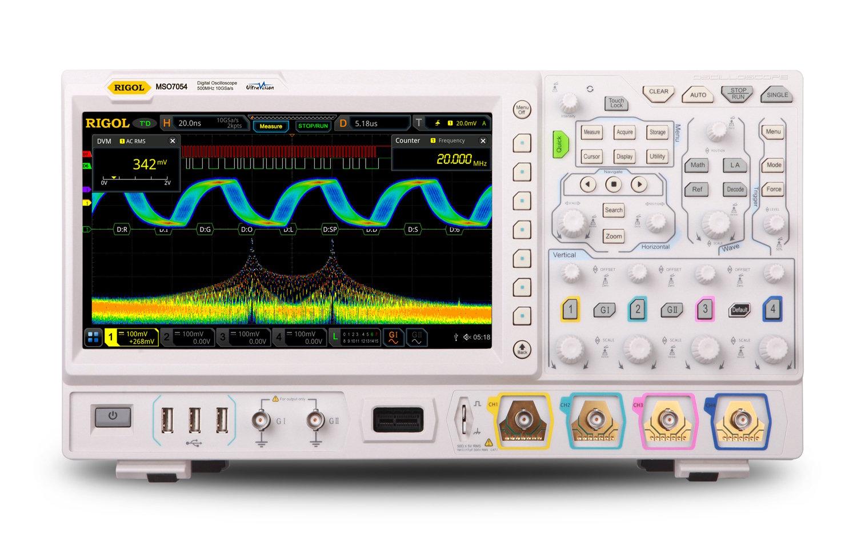 News Brief: RIGOL Releases New Oscilloscope Line and