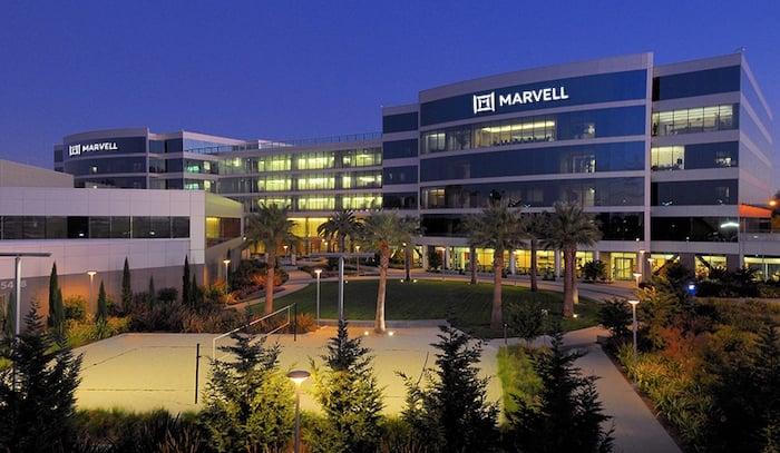 Marvell's Santa Clara headquarters