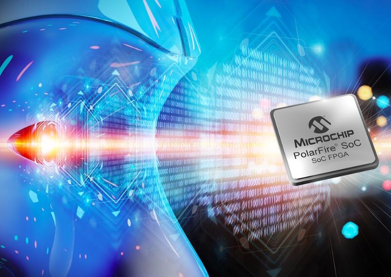 Microchip PolarFire SoC FPGA