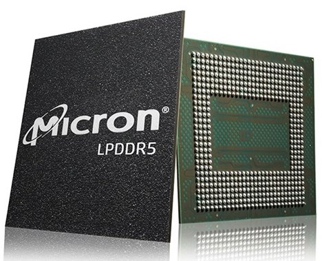 Micron's low-power DDR5 DRAM for mobile apps