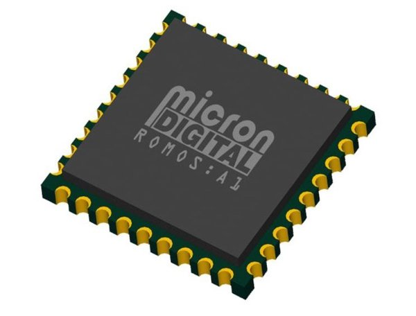 "ROMOS from Micron, a so-called ""drift-free"" IMU."