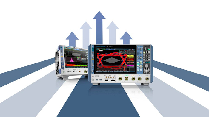 Modern digital oscilloscopes