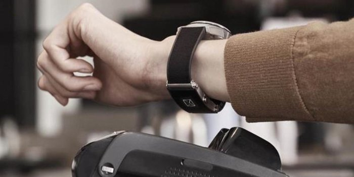 Montblanc's TWIN smart strap includes NXP's Wallet 2GO technology
